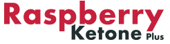 Raspberry ketone plus logo