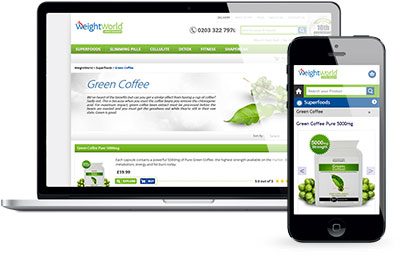 WeightWorld Green Coffee