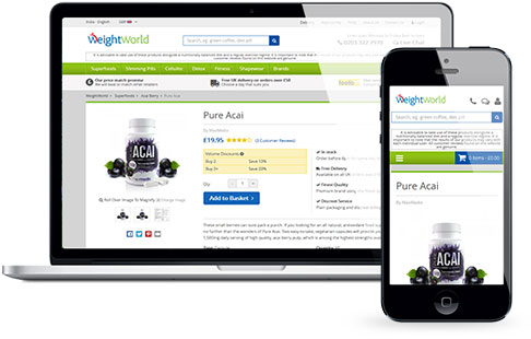 WeightWorld Pure Acai