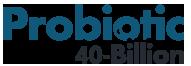 Probiotic40 logo