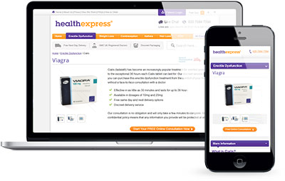 HealthExpress Viagra